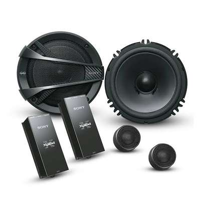 6.5 inch 2-WAY COMPONENT SPEAKER SYSTEM 270W-XS-FB1621C image 1