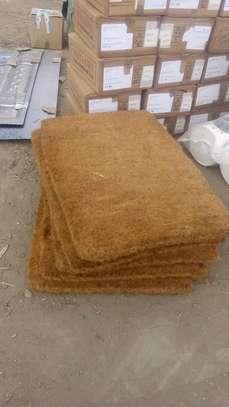 Coconut fiber sisal mat image 1