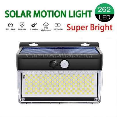 262 LED Solar Motion Sensor Lights Outdoor image 11
