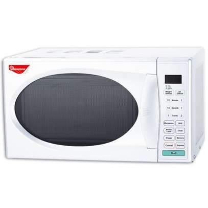20 LITERS MICROWAVE+GRILL WHITE- RM/239 image 1