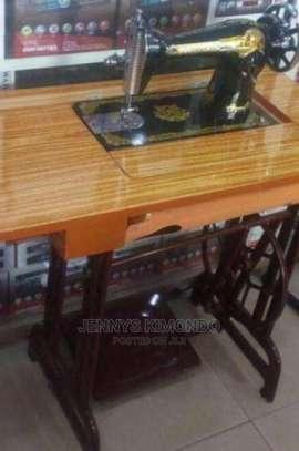 Genuine Sewing Machine image 1