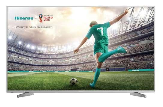 Hisense 75A7120 Smart digital 4k frameless  tv image 1
