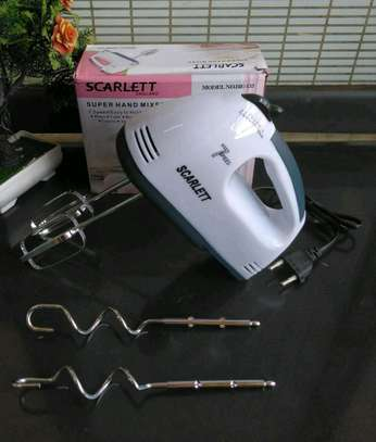 hand mixer without a bowl image 1