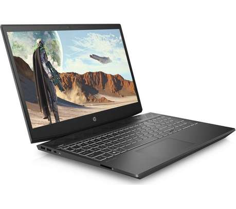 HP Pavilion 15-dk0110tx Gaming Laptop Core i7 9750H 16GB RAM 1TB + 256 GB SSD NVIDIA GeForce GTX 1660 Ti 6GB GDDR6 Graphics With backlit keyboard