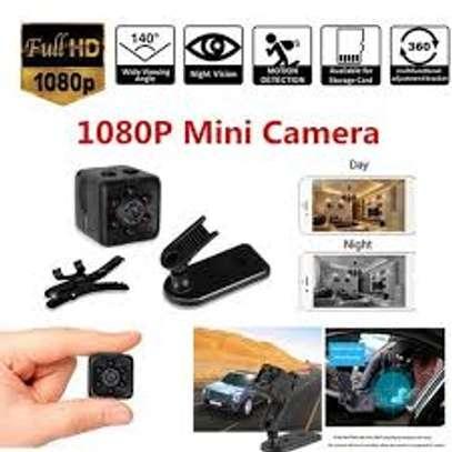 SQ11 Mini Camera HD 1080P Sensor Night Vision image 3