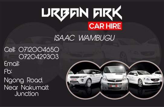 car hire services