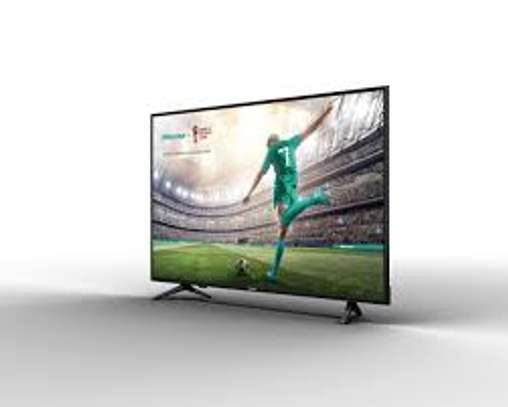 "Hisense 43"" frameless A6 TV image 1"