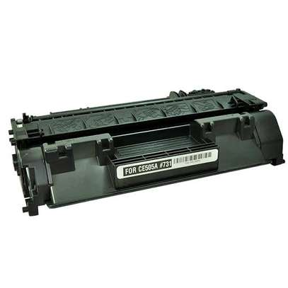 05A toner cartridge black only CE505A printer number P2055 P2035 image 6