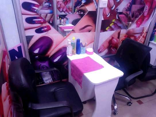 Nail bar for sale image 9
