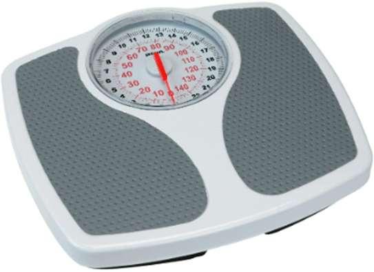 Properly Speedometer Dial Mechanical Bathroom Scale, 1.75 kilograms image 1