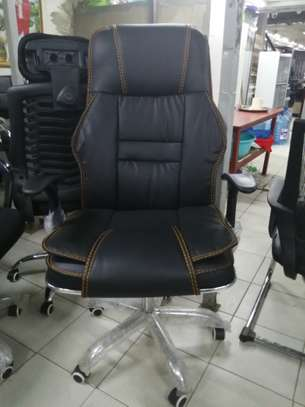 Executive office chair image 6