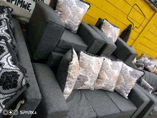 Ready Made Simple Quality 5 Seater Sofas image 1
