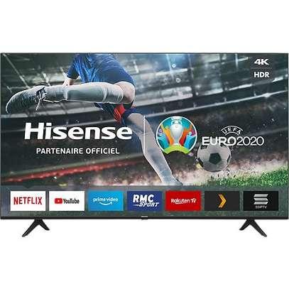 "Hisense 70"" 4K ULTRA HD SMART TV, FRAMELESS, VOICE SEARCH, 4K HDR, NETFLIX, 70A7200F-NEW SALE image 1"