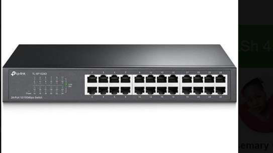 24 Ports Tp_Link Switch image 1