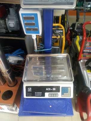 Digital Weighing Scale ACS 30kg