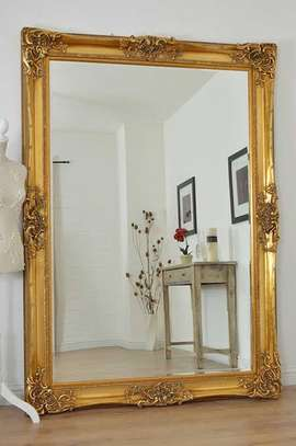 Antique 7foot mirrors image 4