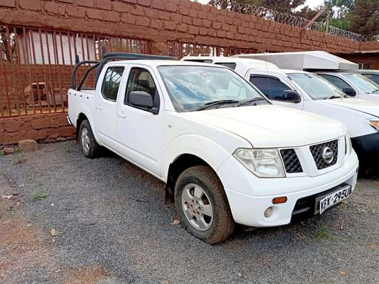 Very clean Nissan Navara choice of 2