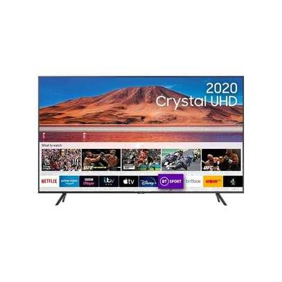 50 inch Samsung Smart Crystal UHD 4K Frameless TV - Alexa, Voice Command, Bluetooth - UA50TU8000 image 1