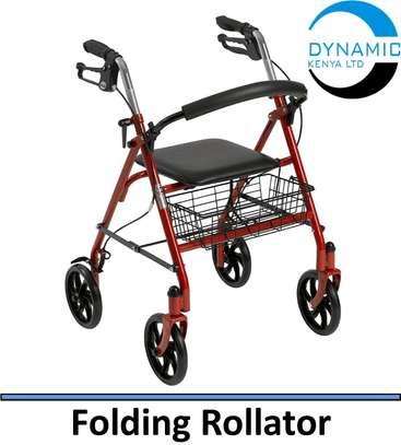 Folding Rollator image 1