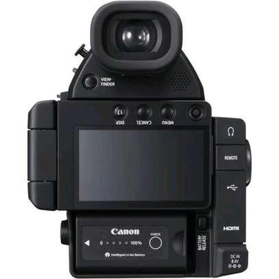 Canon EOS C100 Mark II Cinema EOS Camera with Dual Pixel CMOS AF image 1
