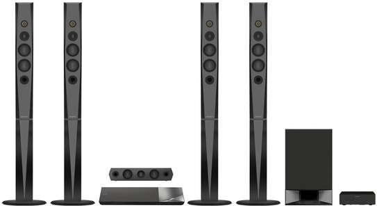 Sony BDV-N9200W 5.1 Home Audio System Home Cinema Blu-ray (1200 Watt, 4K UltraHD Upscaling, 3D, WiFi, Smart TV, Bluetooth image 1