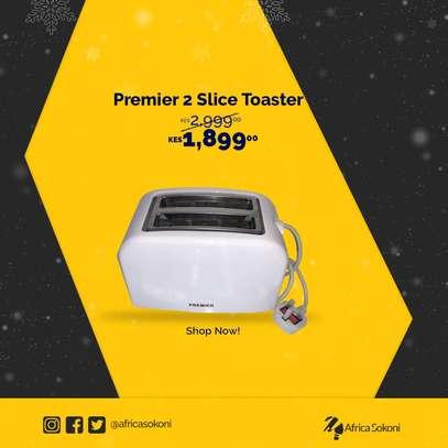 Premier 2 Slice Toaster image 1