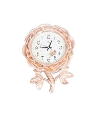 GoldWave flower clock image 1