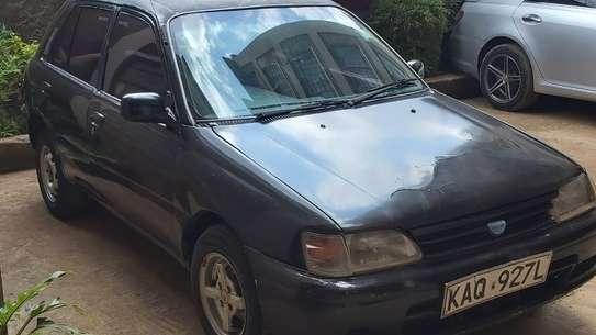 Toyota Starlet 1995 Black