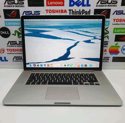 Macbook Pro 2015/Core i7/1tb ssd/15 image 1