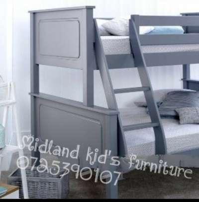 Double decker beds in Kenya / children decker / bunk bed /kids decker bed image 6
