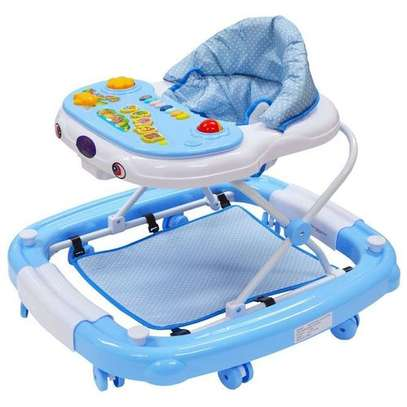 Kings Collection 2 In 1 Baby Walker/rocker image 1