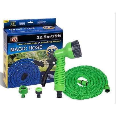 100 FT Expandable Garden Water Hose Pipe/Magic Expanding Flexible Hose image 3