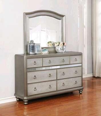 Silver painted wooden dressing mirrors/latest dressing mirror designs for sale in Nairobi Kenya/dressing mirror kenya image 1