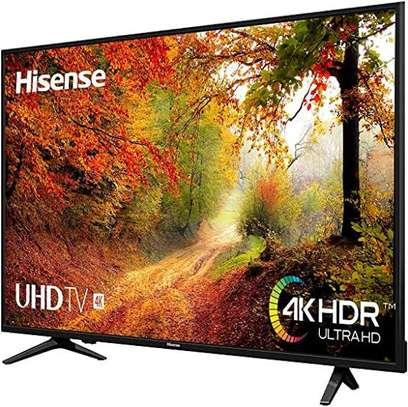 Hisense 43 inches Smart UHD-4K Frameless Tvs image 1