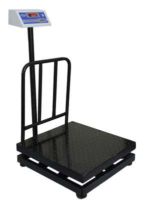 Electronic Weighing Scale, Capacity 300 kg image 1