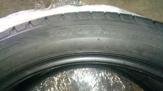 245/45Z R20 Michelin Tyres Is Made In USA image 4