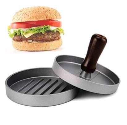 Burger press image 1