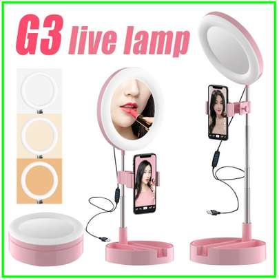 G3 3 In 1 Dimmable LED Ring Light image 4