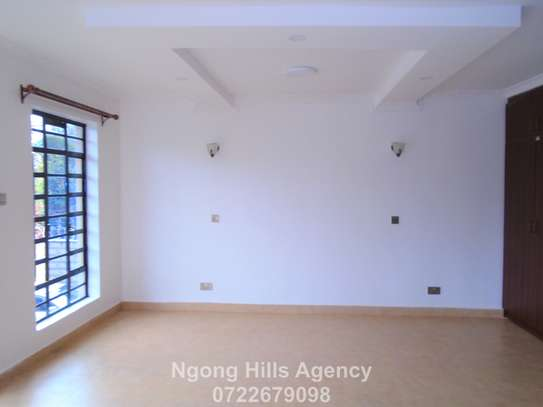 Four bedrooms townhouse with a DSQ for rent in Kibiko image 14
