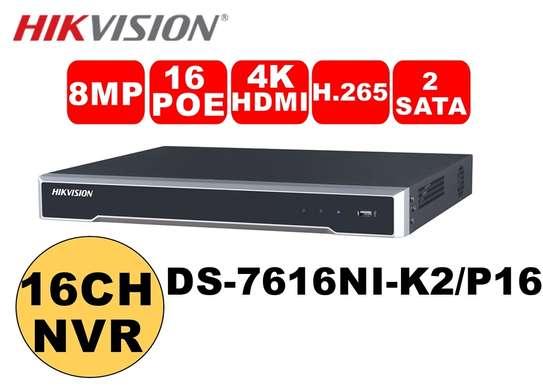Hikvision 16 channel NVR image 1