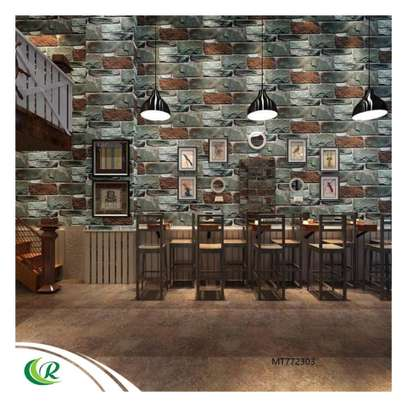 DESIGNER  WALL DECORATION PAPERS image 3