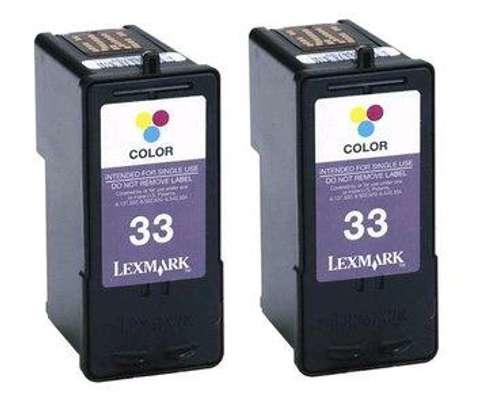 18C0033 Lexmark inkjet cartridge image 2