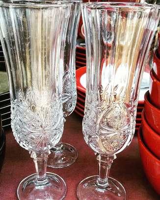 Champagne glasses image 1