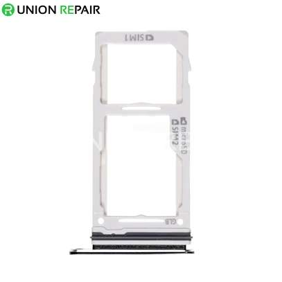 Replacement Dual/Single SIM Tray SD Card Reader for Samsung Galaxy S9 S9 Plus image 3