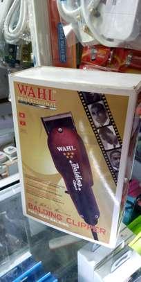 Wahl Professional Bald Shaving Machine Red image 2
