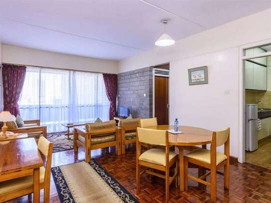 Furnished 1 bedroom apartment for rent in Cbd image 1