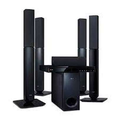 LG (LHD457) Home Theater System 5.1 Channel with Bluetooth image 1