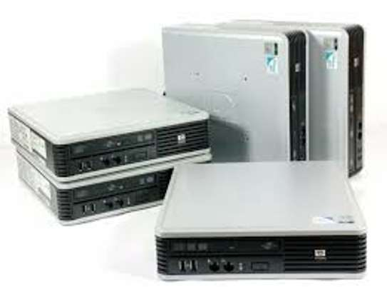 Complete duo core 7900 with 17inch tft image 3