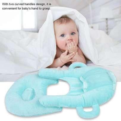 Newborn Baby Nursing Pillow With Milk Bottle Support Safety Protective Cushion image 2