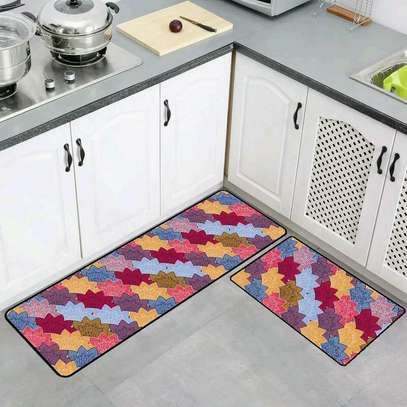 Kitchen mats 2 in 1 image 1